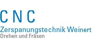 Logo CNC Zerspanungstechnik Weinert | Referenzkunde Graushaar GmbH | Diedron F2