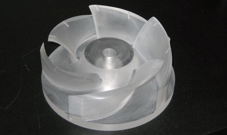 Graushaar GmbH | Referenzkund K&P | Bauteil aus Kleinserie