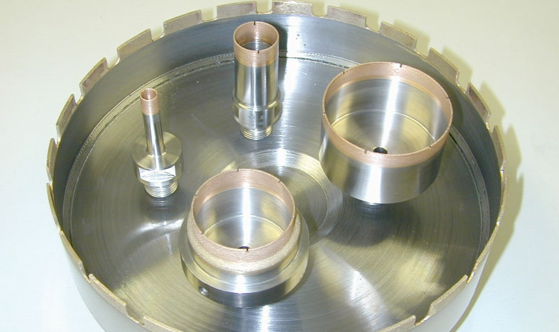 Schott Diaantwerkzeuge GmbH | gesinterte Diamanthohlbohrer