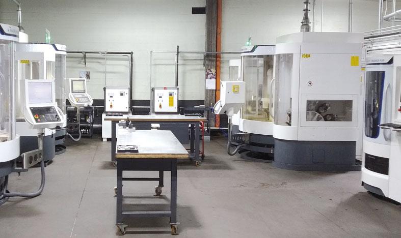 Werkzeugschleifmaschinen bei Silmax