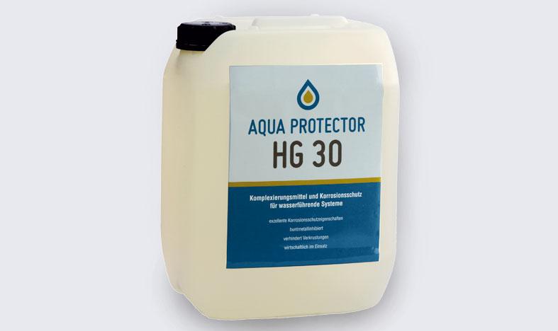 Graushaar GmbH | Aqua Protector HG 30 - Korrosionsschutz für wasserführende Systeme