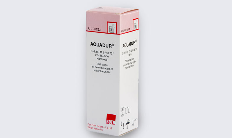 Graushaar GmbH | Zubehör | Messung Wasserhärte