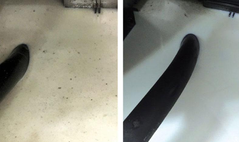 Kühlschmierstoff wechseln – Warum die Reinigung entscheidend ist