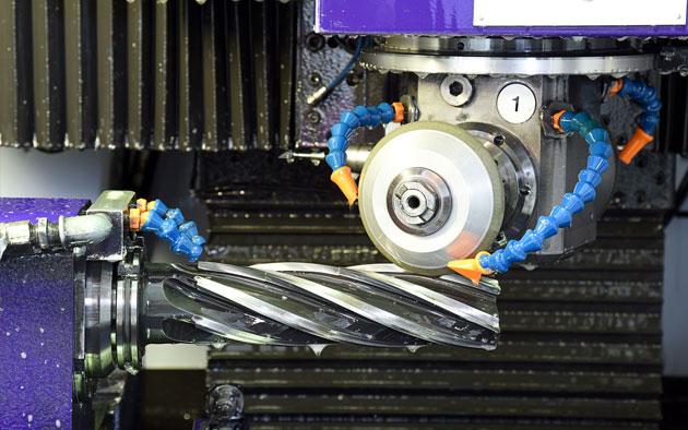 Diedron Filtertechnik   Selbstreinigende Filteranlage